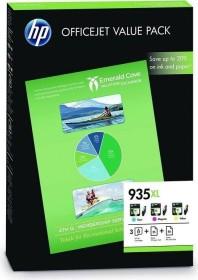HP Tinte 935 XL CMY Value Pack (F6U78AE)