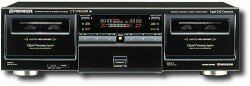 Pioneer CT-W806DR double cassette deck