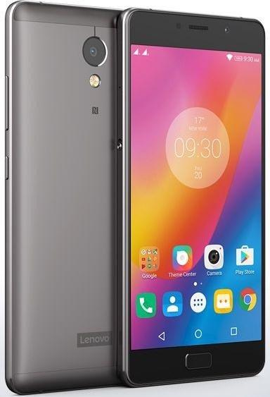 Lenovo P2 32GB/3GB dunkelgrau