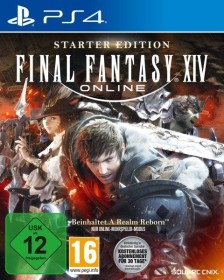 Final Fantasy XIV: Starter Edition (MMOG) (PS4)