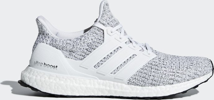 ac4a5d8dd43 adidas Ultra Boost non dyed ftwr white grey six (men) (F36155 ...