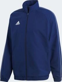 adidas Core 18 Jacke dark blue/white (Herren) (CV3684)
