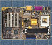 Elitegroup ECS-P6VAP-A+, Apollo Pro 133A, CMI8738