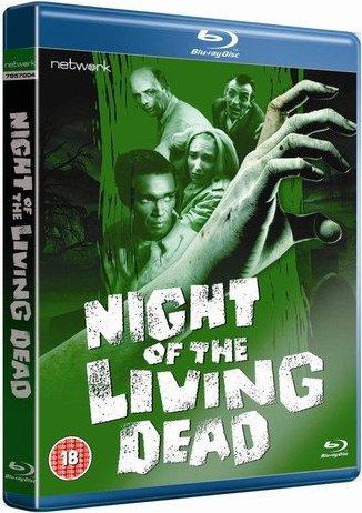 Night of the Living Dead (Blu-ray) (UK) -- via Amazon Partnerprogramm