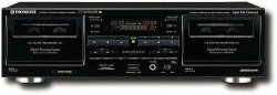 Pioneer CT-W706DR double cassette deck