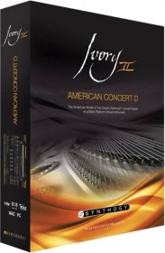 Synthogy Ivory II - American Concert D (multilingual) (PC/MAC)