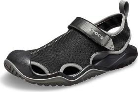 Crocs Swiftwater Mesh Deck schwarz (Herren) (205289-001)