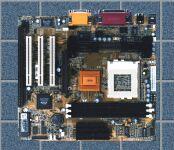 Elitegroup ECS-P6BAT-Me V2.x, Apollo Pro (slot 1 SECC2, PPGA)