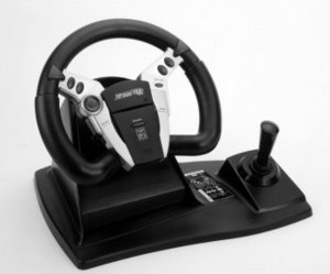 Logic3 top Drive GT2 (Steering wheel) (PS437) (PS2)