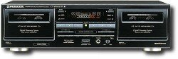Pioneer CT-W606DR double cassette deck