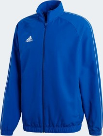 adidas Core 18 Jacke bold blue/white (Herren) (CV3685)