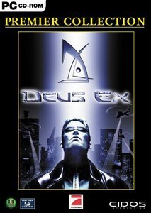 Deus Ex (German) (PC)