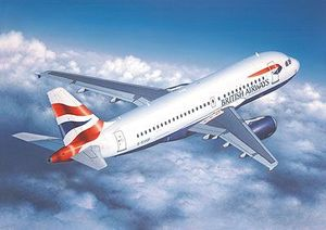 Revell Airbus A 319 (04215)