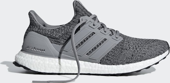 adidas Ultra Boost grey three/core