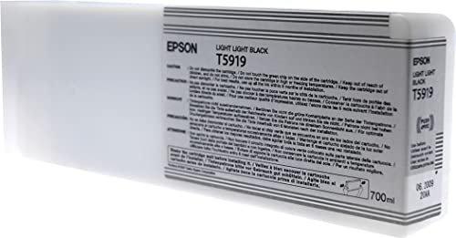 Epson T5919 Tinte schwarz hell hell (C13T591900) -- via Amazon Partnerprogramm