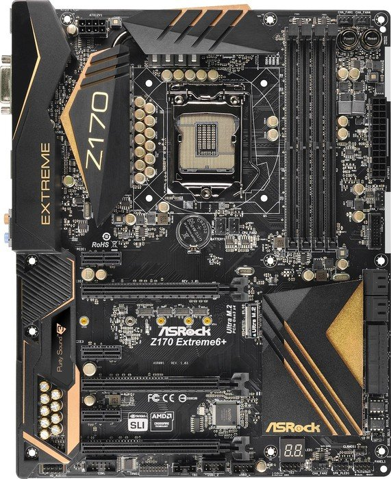 ASRock Z170 Extreme6+ Intel LAN Drivers Windows
