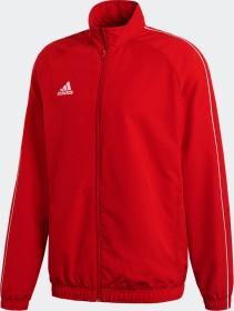 adidas Core 18 Jacke power red/white (Herren) (CV3686)