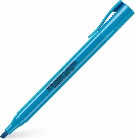 Faber-Castell Textliner 38, Textmarker, ST51 blau (157751)