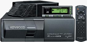 Kenwood KDC-CMP59FM MP3-CD changer
