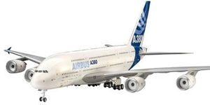 Revell Airbus A 380 Design New livery First Flight (04218)