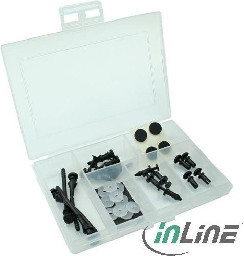 InLine 36217I Anti-Vibrationsset, 42-teilig