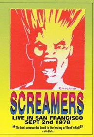 Screamers - Live in San Francisco (DVD)