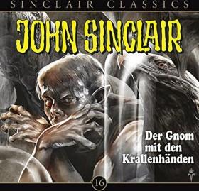 John Sinclair Classics - Folge 16 - Der Gnom mit den Krallenhänden