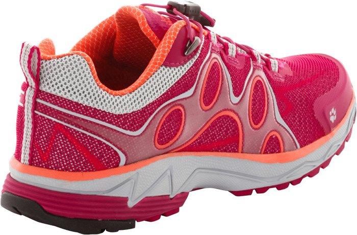 Jack Wolfskin Runningschuh »Passion Trail Low Trailrunning Shoes Women«, rot, rot