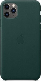Apple iPhone 11 Pro Max Leather Case Forest Green (MX0C2ZM/A)