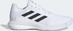 adidas Crazyflight cloud white/core black (Herren) (FW8237)
