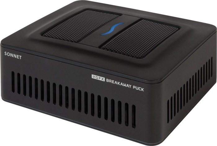 Sonnet eGFX Breakaway Puck - Radeon RX 570, Thunderbolt 3 (GPU-RX570-TB3)