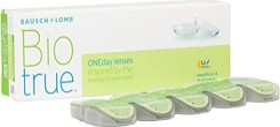 Bausch&Lomb Biotrue ONEday, -8.50 Dioptrien, 30er-Pack
