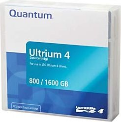 Quantum Ultrium LTO-4 Kassette (MR-L4MQN-01) -- via Amazon Partnerprogramm