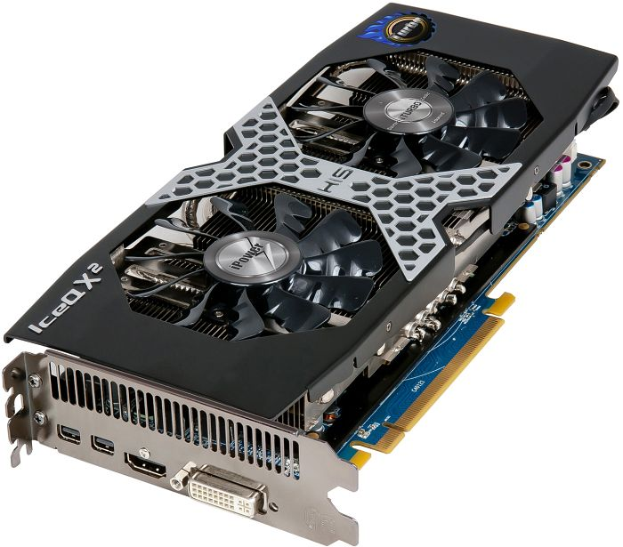 HIS Radeon R9 270X IceQ X² Turbo Boost Clock, 2GB GDDR5, DVI, HDMI, 2x Mini DisplayPort (H270XQMT2G2M)