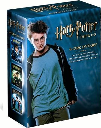 Harry Potter Box (Filme 1-3) -- via Amazon Partnerprogramm