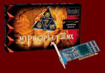 Guillemot Hercules 3D Prophet II MX, GeForce2 MX, 32MB, AGP, retail [5.5ns]