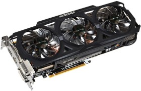 Gigabyte Radeon R9 270X Windforce 3X OC, 2GB GDDR5, 2x DVI, HDMI, DP (GV-R927XOC-2GD)