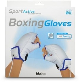 BigBen Boxing Gloves (Wii) (BB263091)