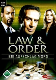 Law and Order - Bei Aufschlag Mord (PC)
