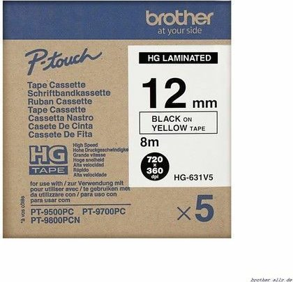 Brother HG-631V5/HGe-631V5 -- via Amazon Partnerprogramm