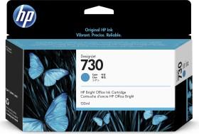 HP Tinte 730 cyan 130ml (P2V62A)