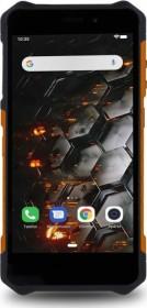 myPhone Hammer Iron 3 schwarz/orange