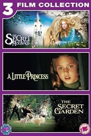The Secret of Moonacre (DVD) (UK)