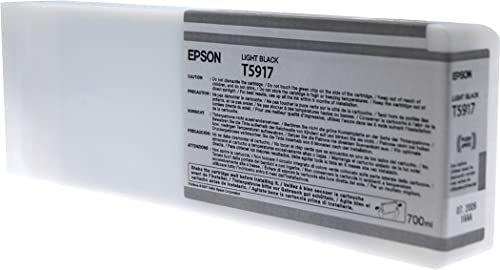 Epson T5917 Tinte schwarz hell (C13T591700) -- via Amazon Partnerprogramm