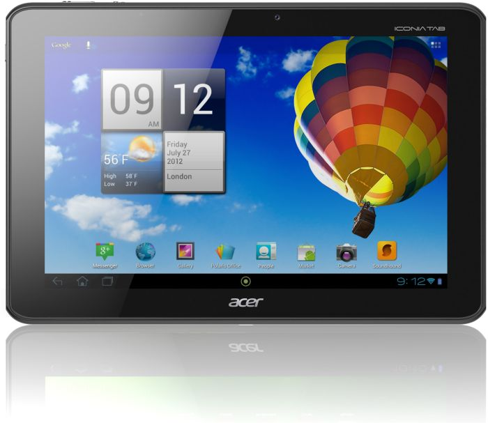 Acer Iconia Tab A510 32GB schwarz (HT.H9LEE.002/HT.H9LEE.004/HT.H9LEK.001)
