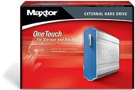 Maxtor OneTouch 160GB, USB 2.0/FireWire (A14A160)