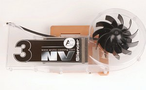 Arctic Cooling NV Silencer 3
