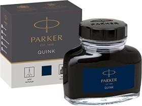 Parker Quink Tintenfass blau-schwarz, 57ml (1950378)
