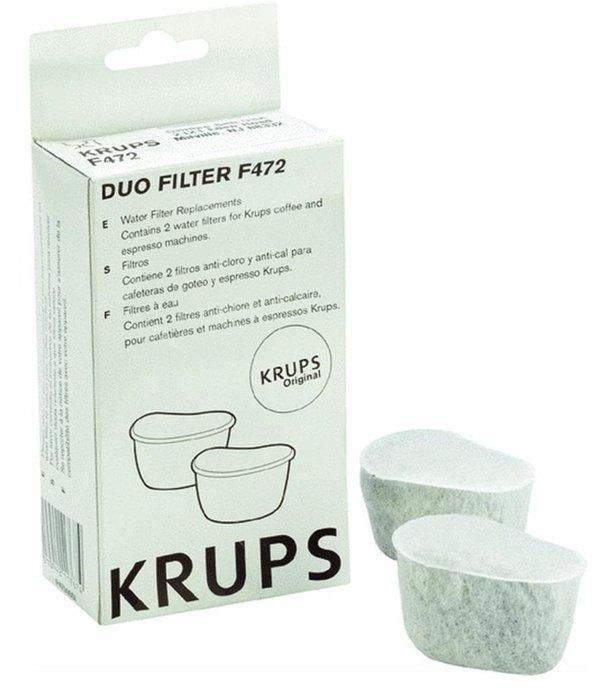 Krups F472/F15A04 Wasserfilterpatrone