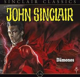 John Sinclair Classics - Folge 14 - Dämonos